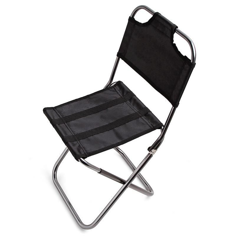Ultralight Fishing Chair Portable Foldable Seat Pop Up Camping Hiking Stool Outdoor Furniture Garden Light Caming Beach Chairs In 2020 Folding Chair Fishing Chair Outdoor Folding Chairs