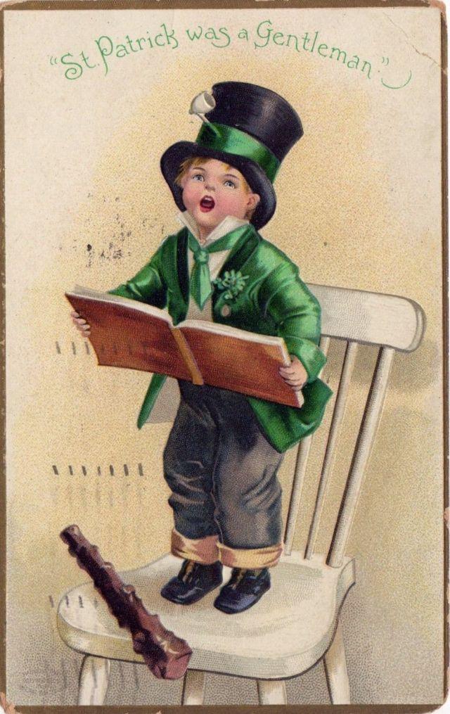 Открытки из ирландии, днем рождения
