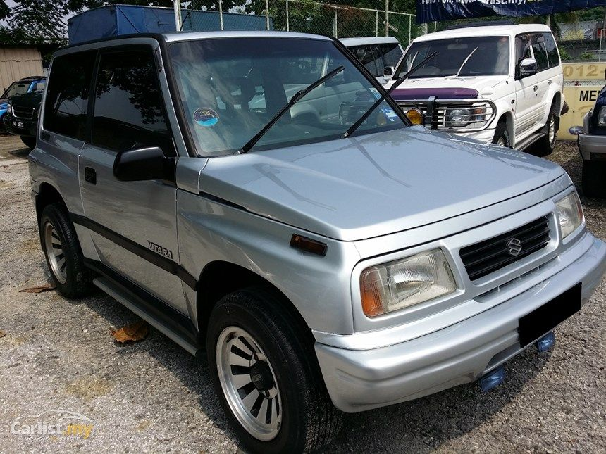 Suzuki Vitara 1999 1 6 In Kuala Lumpur Automatic Suv Silver For Rm 17 800 2407592 Carlist My Suzuki Vitara 4x4 Suzuki Suzuki Vitara Jlx