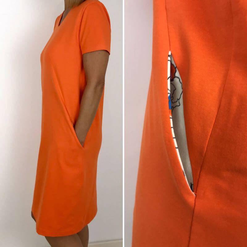 Kleid Iba, Gr. 158 – Damengr. 46 [Digital]