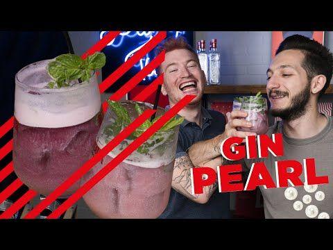 GIN PEARL Kokteyli Nasıl Yapılır ? // Kokteyl Tarifleri #kokteyltarifleri
