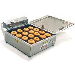 Countertop Open Kettle Donut Fryer Belshaw Adamatic By Unisource