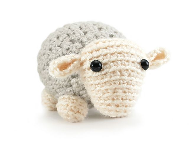 BAA! What better way to use up some of your wool than with a sheep! Or, even…