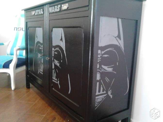 d co meuble star wars dark vador ameublement lot et garonne old craft new. Black Bedroom Furniture Sets. Home Design Ideas