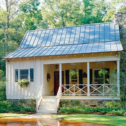 1 000 Square Foot Or Less Makeovers Tiny Cottage Floor Plans Southern Living House Plans Tiny Cottage