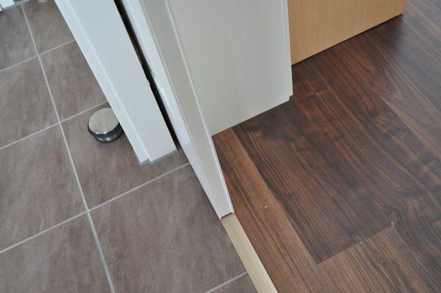 Leiste der Schiebetür im Boden Küche Pinterest - schiebetür für küche