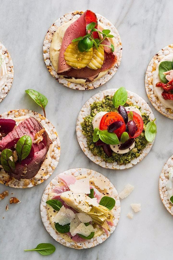 11 Ways To Give Your Rice Cake Toppings A Refresh Art