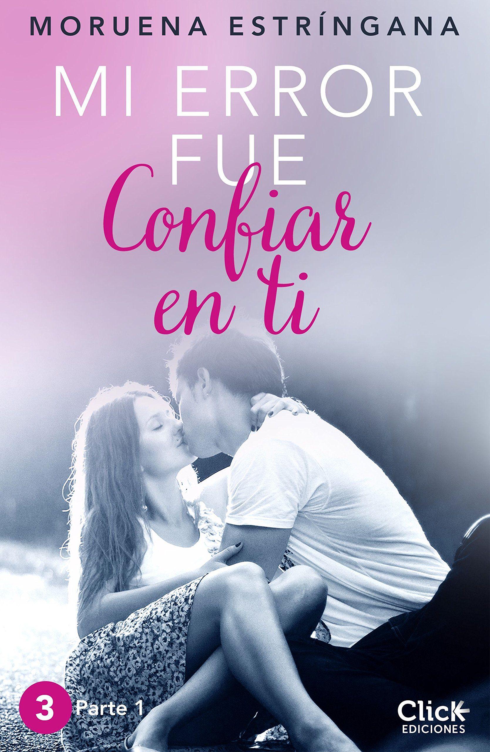 Moruena Estríngana llega al corazón con Mi error fue confiar en ti, una  novela llena ...