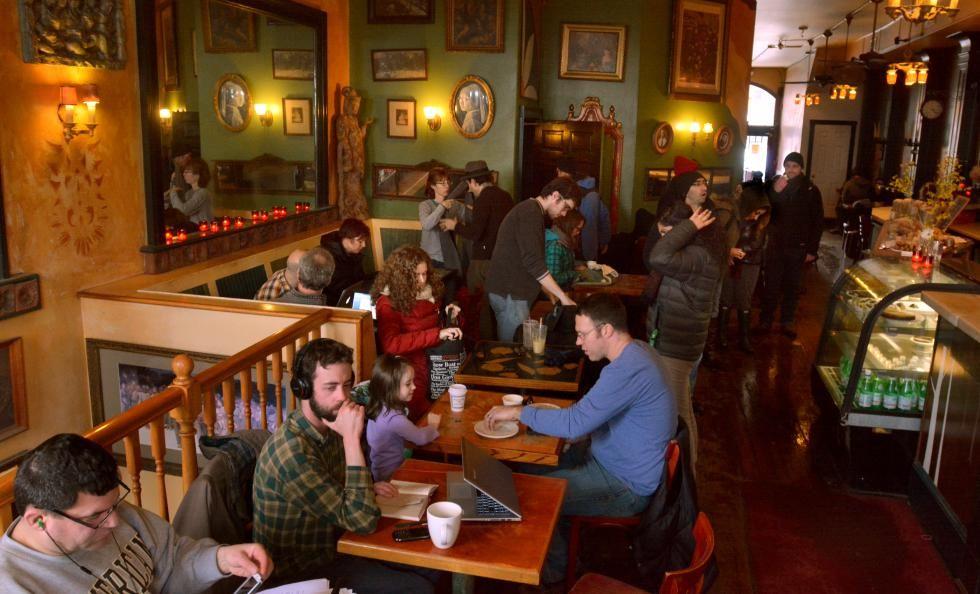 Haymarket Cafe - Vegan & Vegetarian - Northampton, Massachusetts