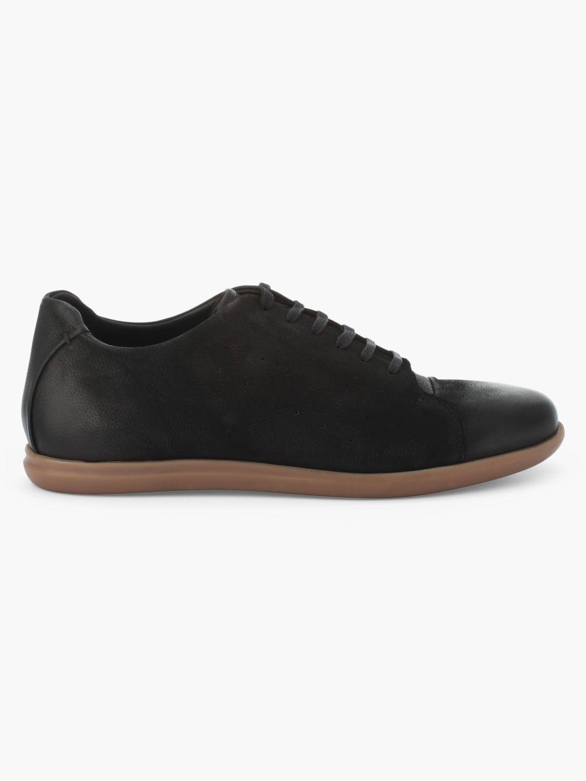 En Noirvetements Sneakers homme Cuir TRAPPEUR Unies ALc5jq34R