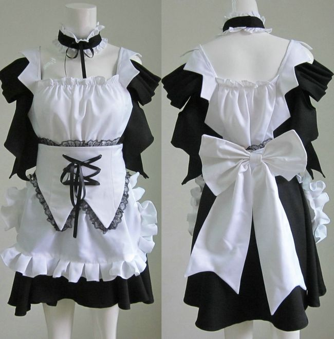 Maid Sama! Misaki Ayuzawa Cosplay Costume  686f74a2c0e5