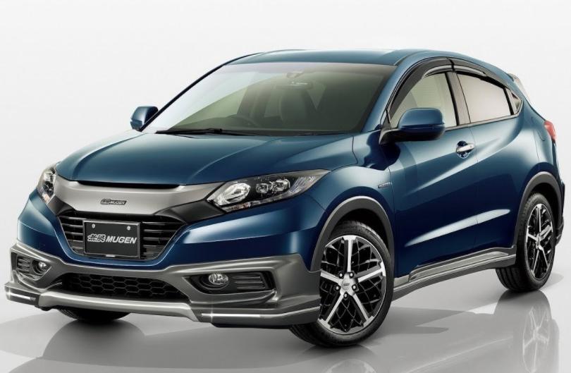 2018 Honda Vezel Colors Release Date Redesign Price Honda Wants
