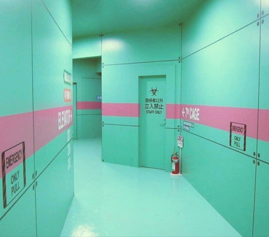 Aesthetic liminality : LiminalSpace in 2020   Mint ...