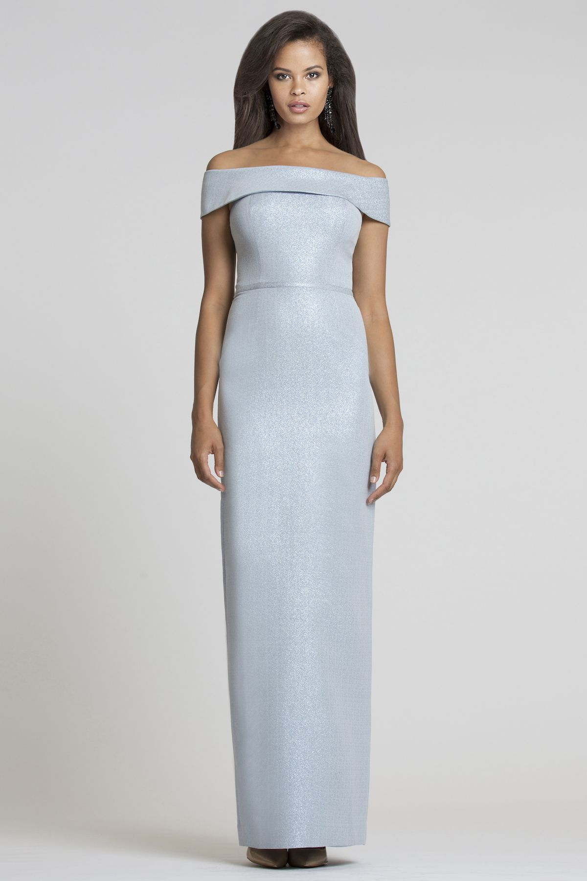 Stunning ice blue mother of the bride gown - #ad - #motherofthebride ...