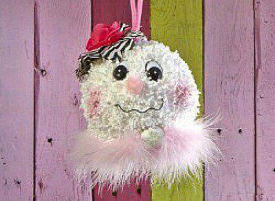 49 Amazing Snowman Craft Ideas Feltmagnet Christmas Snowman