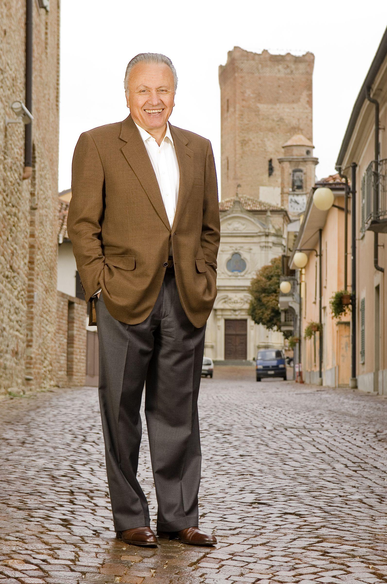 Angelo Gaja Suit Jacket Jackets Fashion