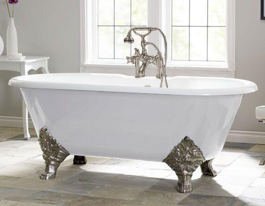 Which Bathtub Is The Best For Your Bathroom Clawfoot Bathtub