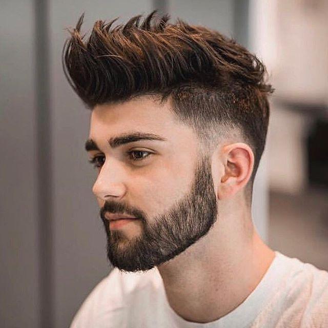 52 neue männer frisuren Übergang aktualisiert | cool