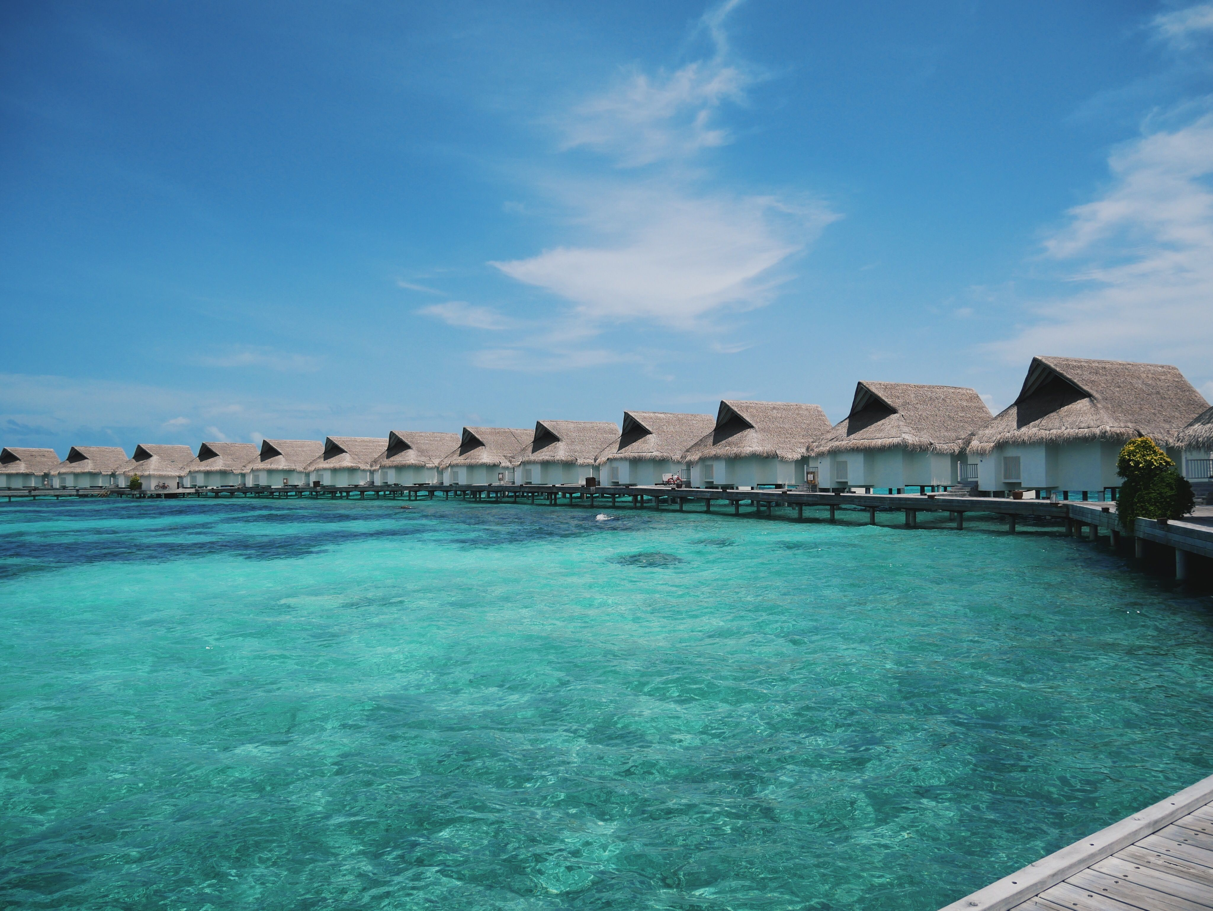 This Is How You D Imagine The Maldives The Inspectorlux Episode 3 Brings You Inside This Resort For A Virtual Holiday Maldives Grand Island Resort