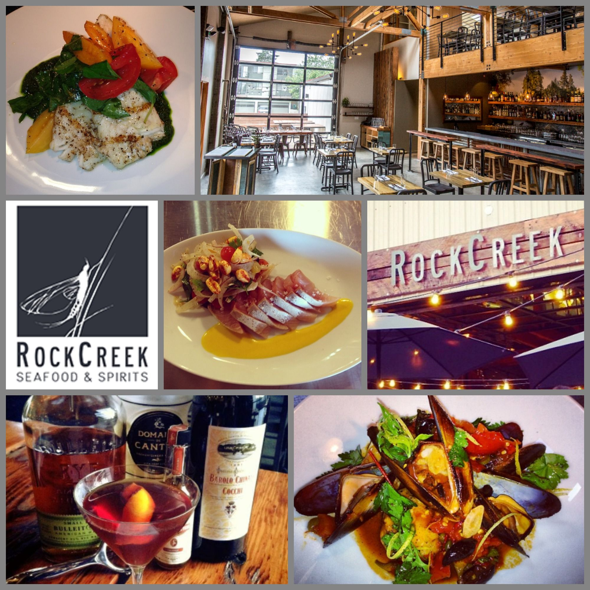 So excited to try RockCreek Seattle tomorrow night