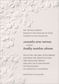 Cherry Blossoms Wedding Suite Satin And Lace Pinterest - Pre wedding invitation templates