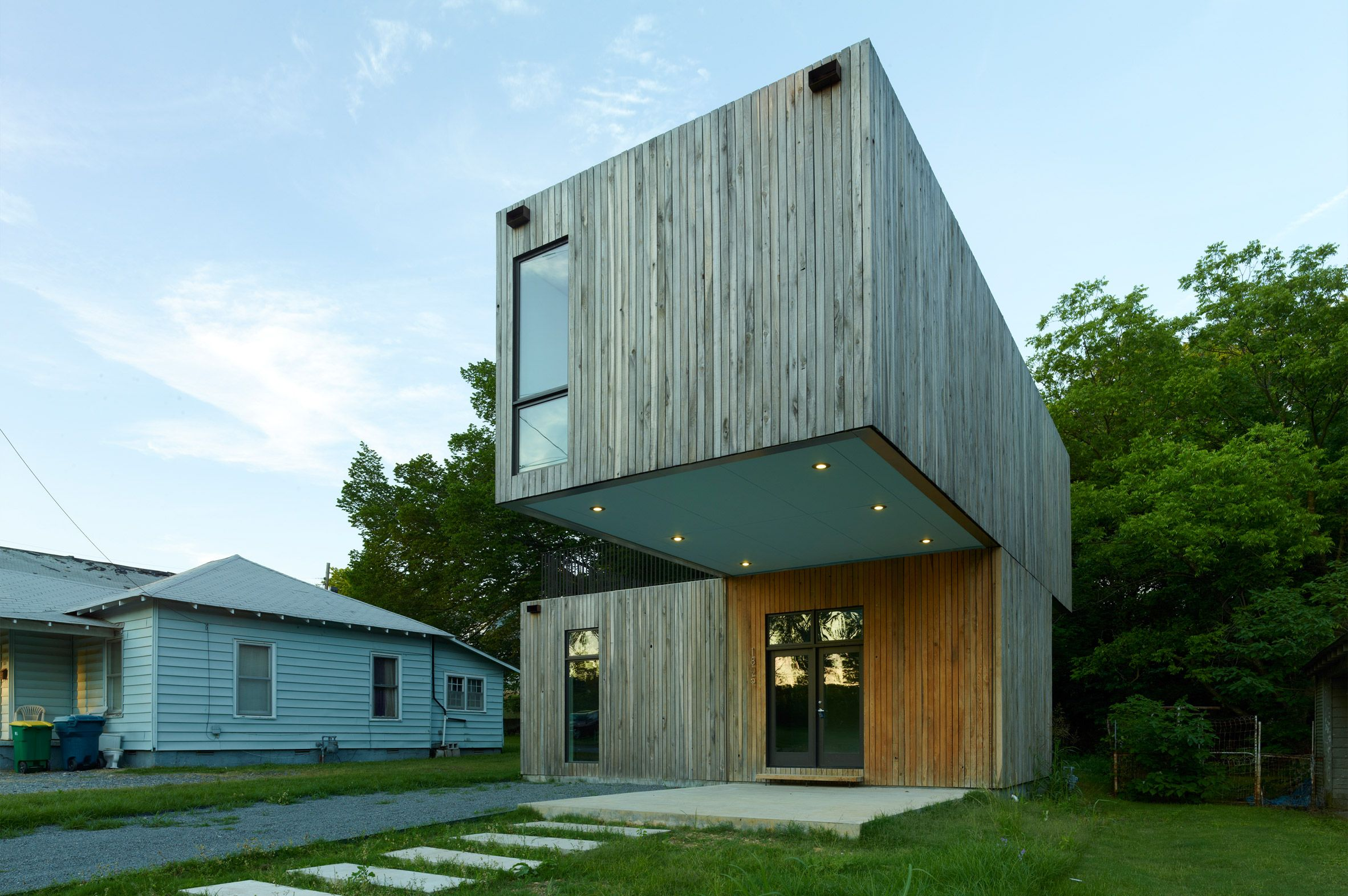 Adam architecture groundbreaking country house in hampshire - Cantilever House By Fay Jones School Of Architecture And Design