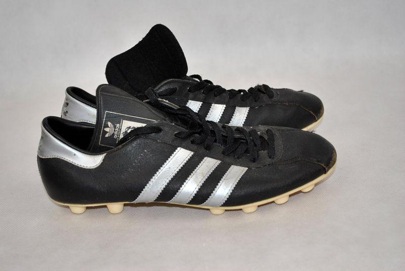 Retro vintage adidas manfred kaltz football boots adidas for Adidas originals palermo