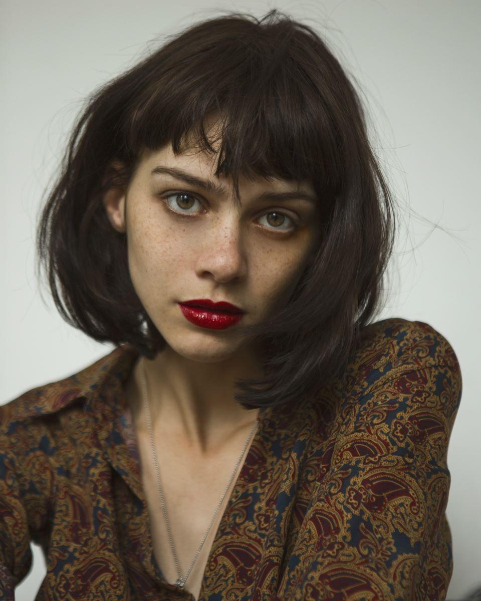 D1 Models Emma Appleton Face Photography Woman Face