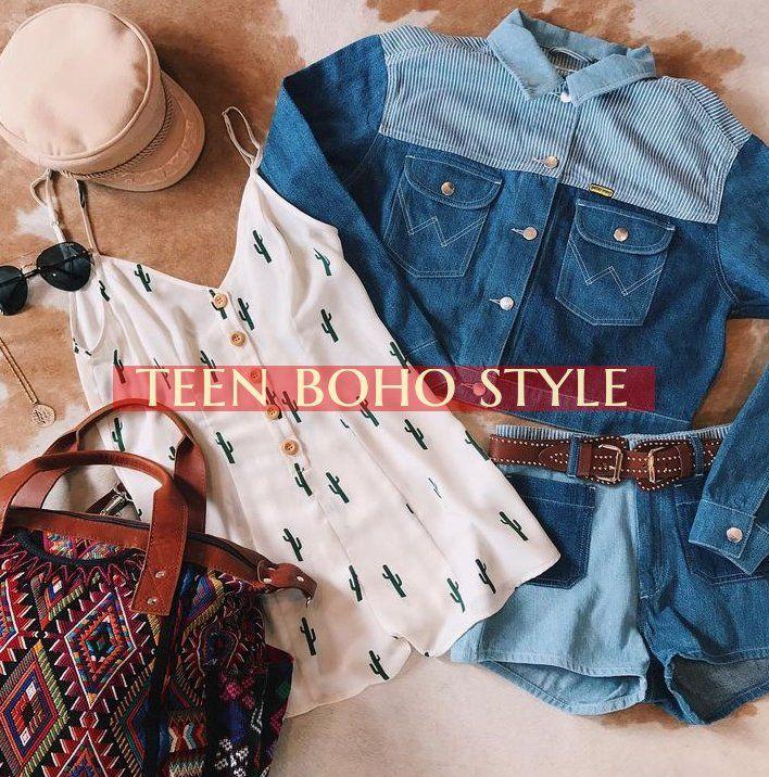 Daily Outfit Inspiration With A Western Boho Flare Bohostyle Bohofashion