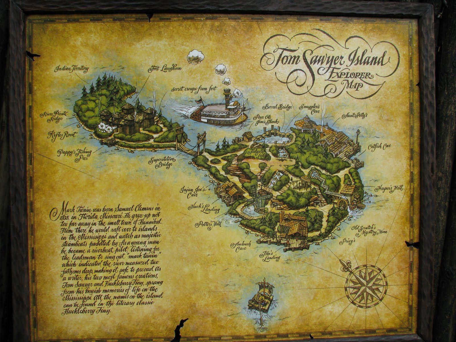 Tom sawyer island magic kingdoms tom sawyer island gives kids a tom sawyer island magic kingdoms tom sawyer island gives kids a chance to play black tomswhite gumiabroncs Choice Image