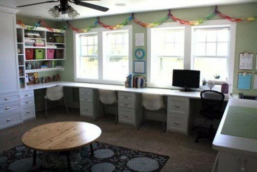 love the long desk