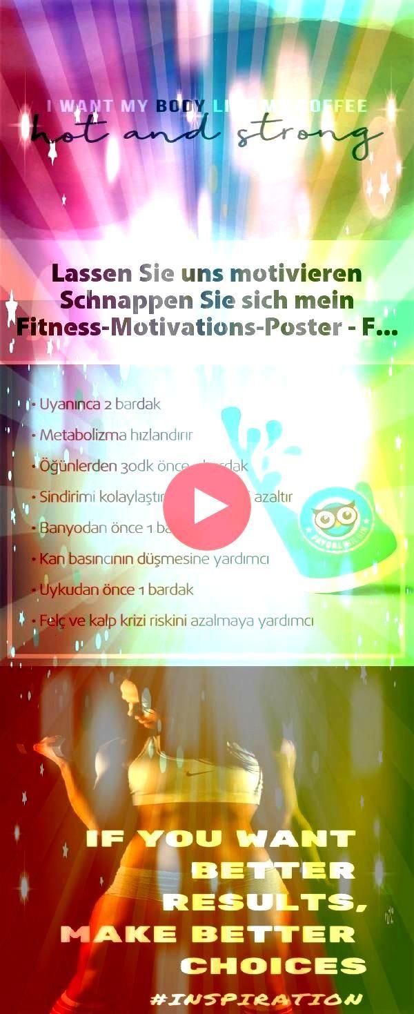 uns motivieren Schnappen Sie sich mein FitnessMotivationsPoster  Fit Girls Diary Lassen Sie uns motivieren Schnappen Sie sich mein FitnessMotivationsPoster  Fit Girls Dia...
