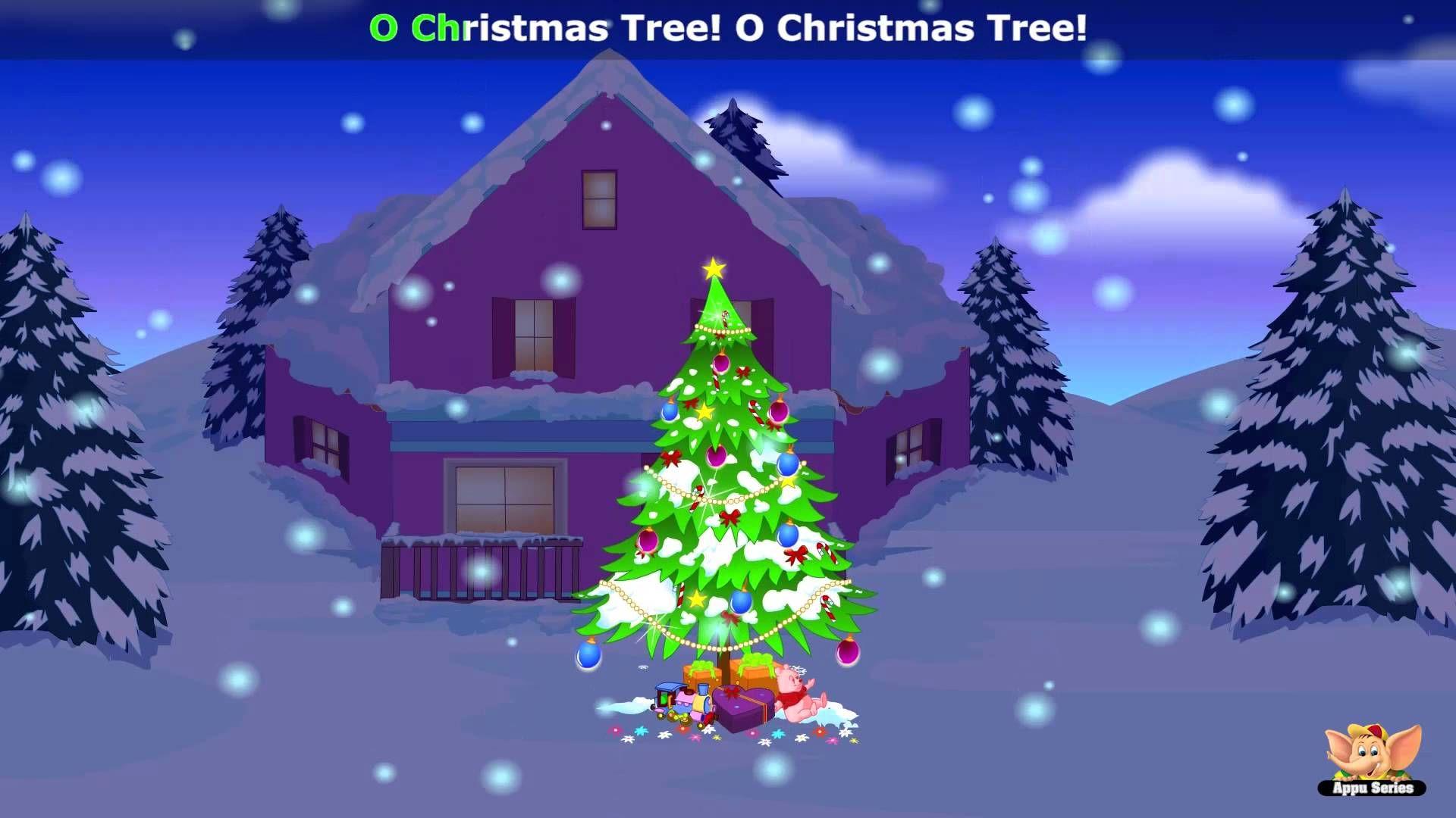 O Christmas Tree - Christmas Carol | Christmas Music | Pinterest ...