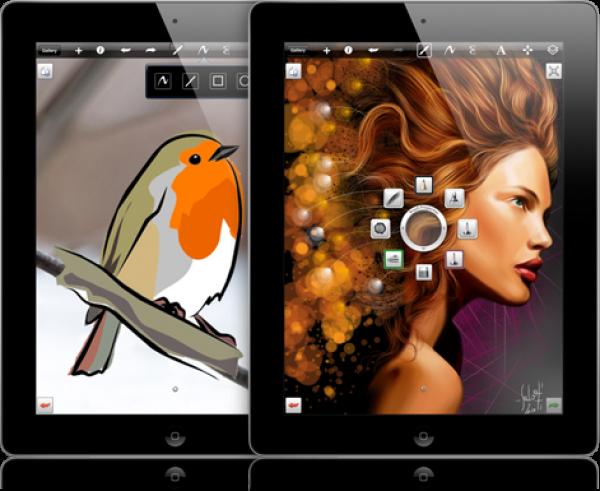 Dibujos De Calidad Profesional En Tu Ipad Ipad Apps Disenos De Unas