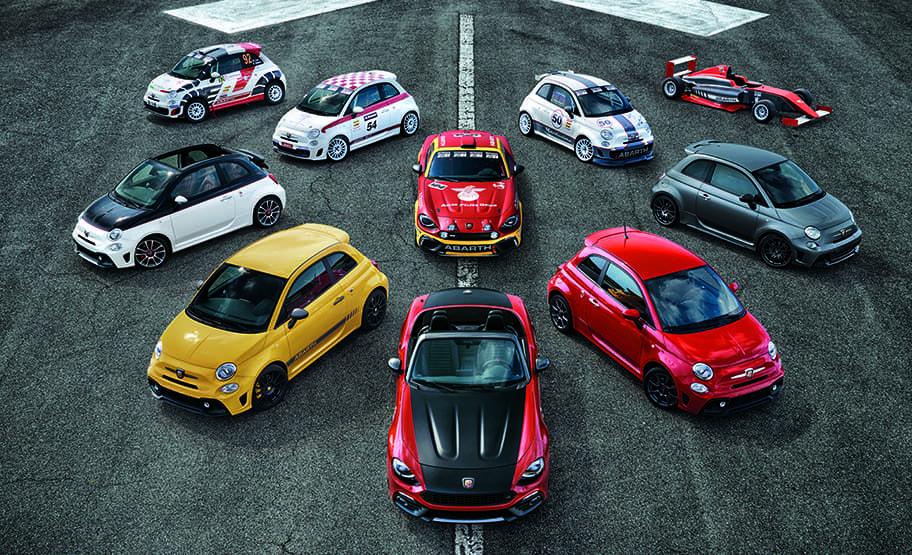 同じベース車とは信じがたい 凶暴 さ サソリマークの アバルト は フィアット の何なのか Automobile Companies Super Cars Fiat Abarth