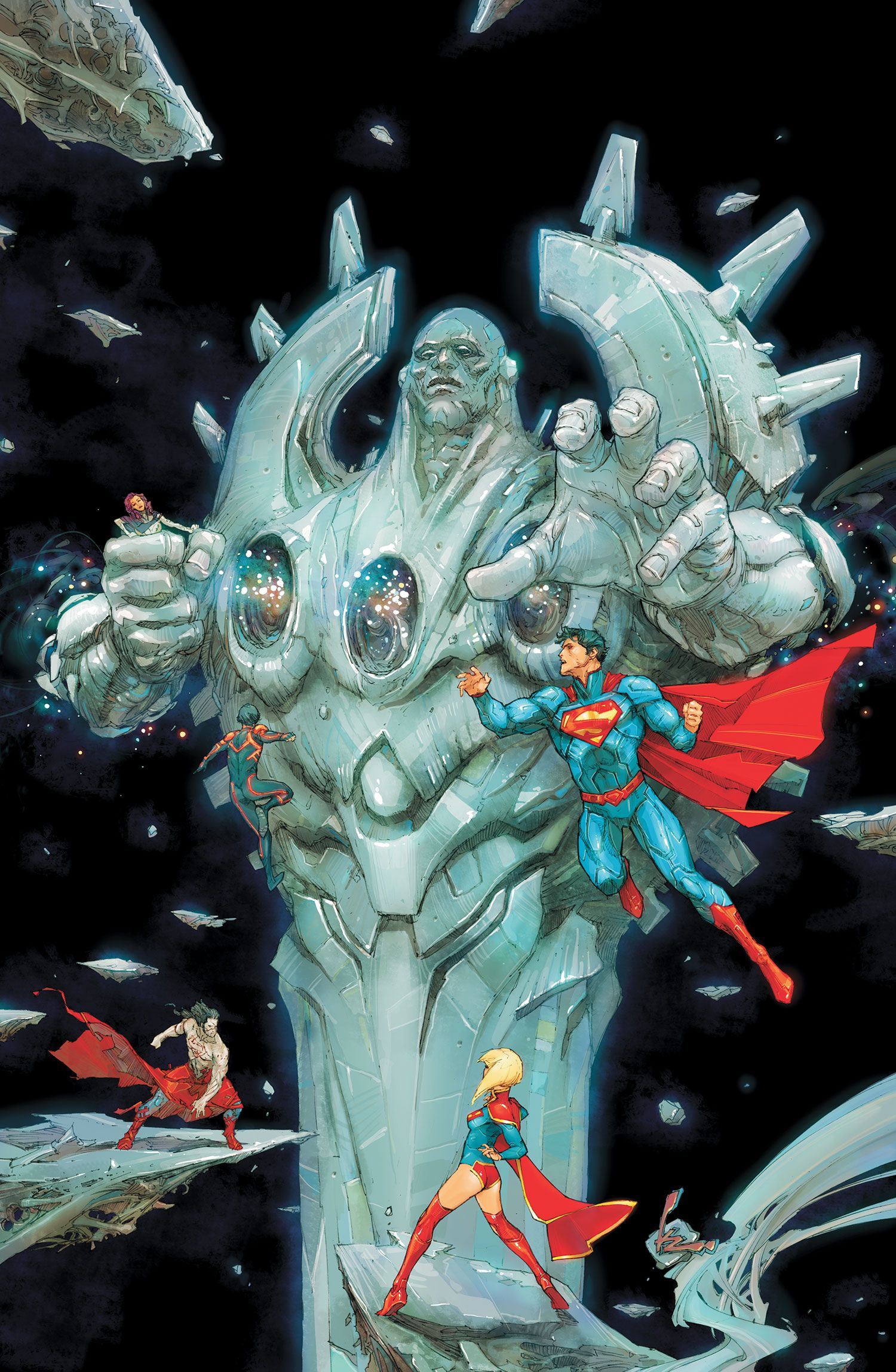"#Superman #Fan #Art. (Superman ""Fury at World's End"" Vol.3 #17 Cover) By: Kenneth Rocafort. (THE * 5 * STÅR * ÅWARD * OF: * AW YEAH, IT'S MAJOR ÅWESOMENESS!!!™)[THANK U 4 PINNING!!!<·><]<©>ÅÅÅ+(OB4E)   https://s-media-cache-ak0.pinimg.com/564x/b5/dc/d3/b5dcd316abe9a372d7d74e578ac3922d.jpg"