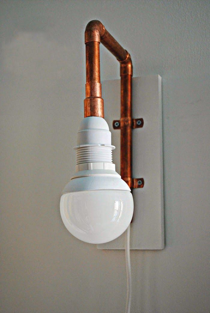 Poppytalk Diy Decor Light Inspiration Vintage