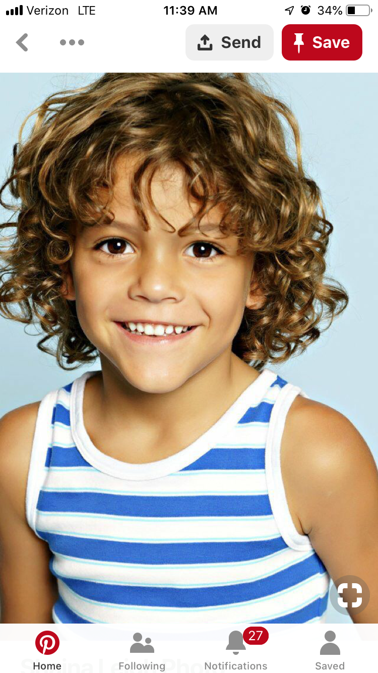 Pin By Melanie Diggelmann On Sawyer Boys With Curly Hair Boy Haircuts Long Curly Hair Styles