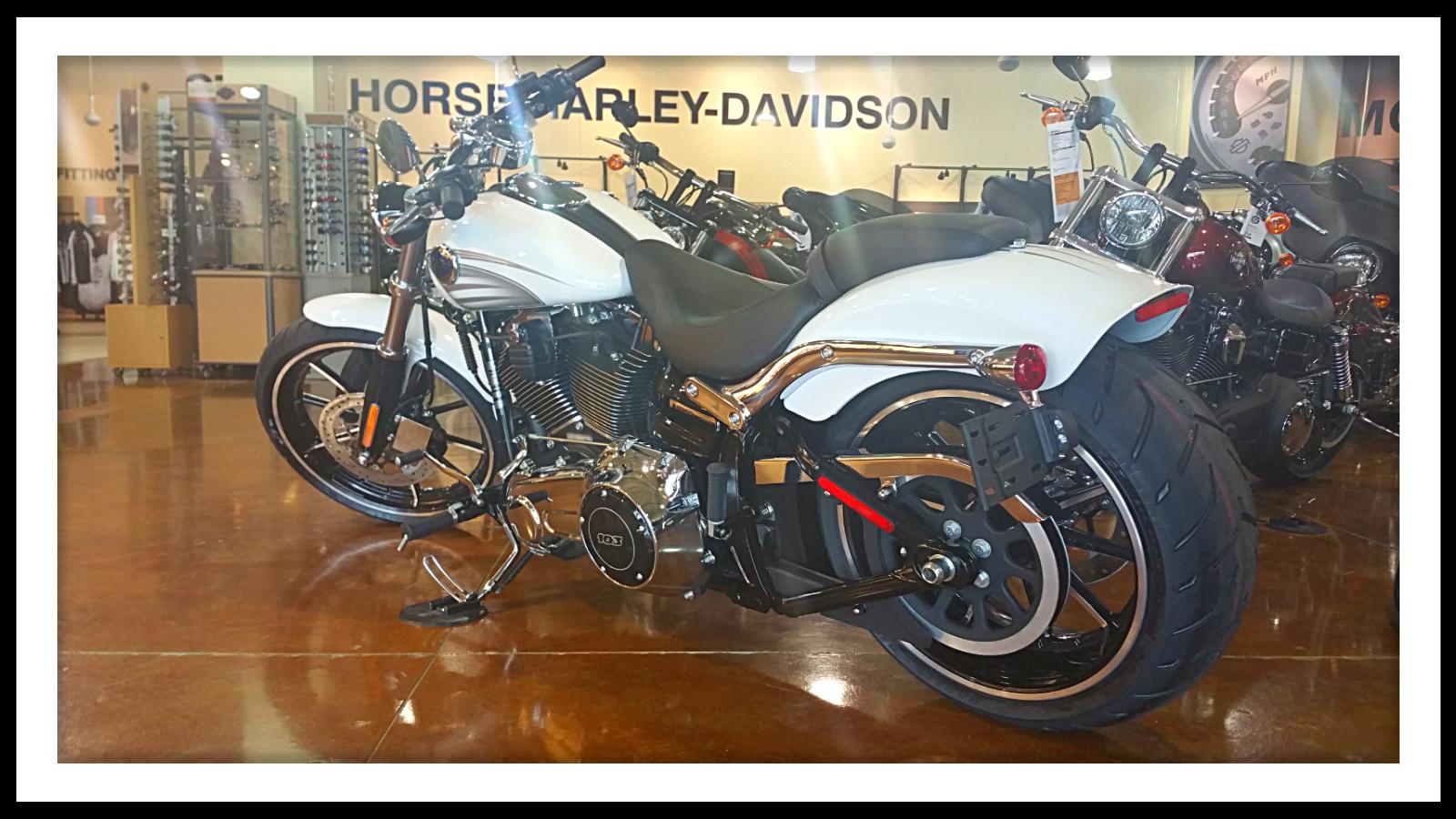 2016 Harley Davidson Breakout