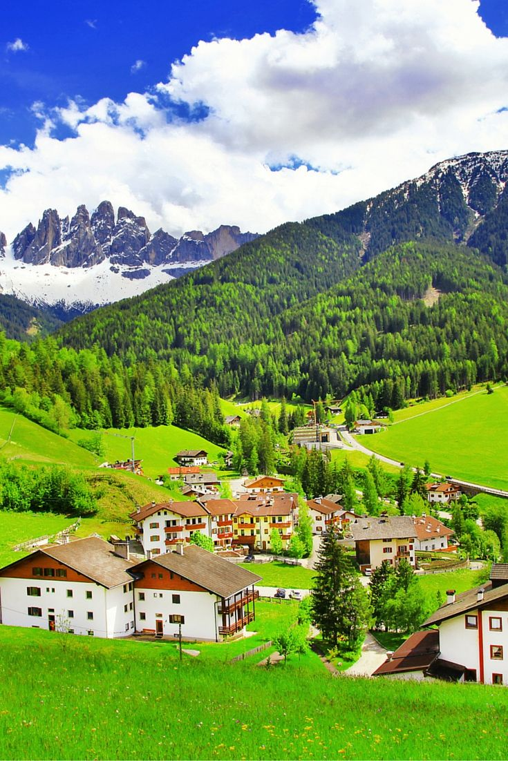 25 of the most beautiful villages in europe world inside pictures - 25 Of The Most Beautiful Villages In The World