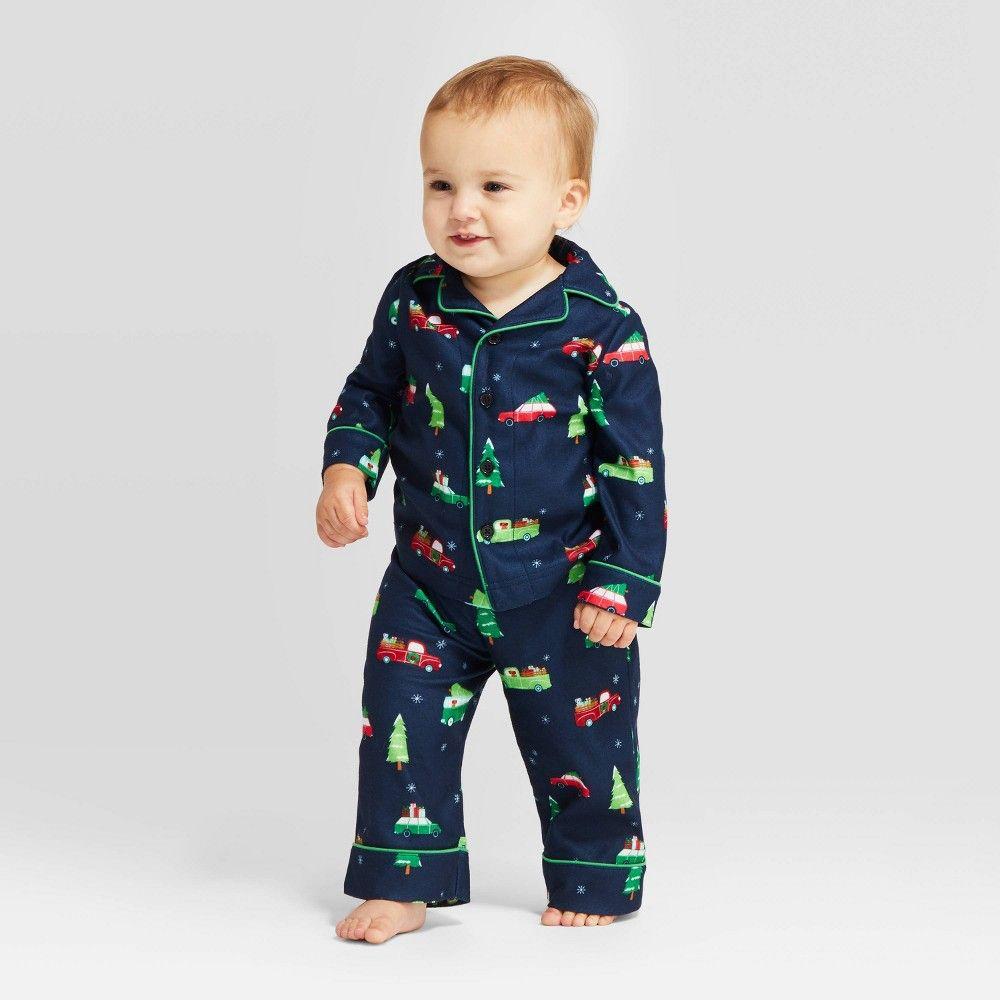 Nwt WONDERSHOP boys pajama set