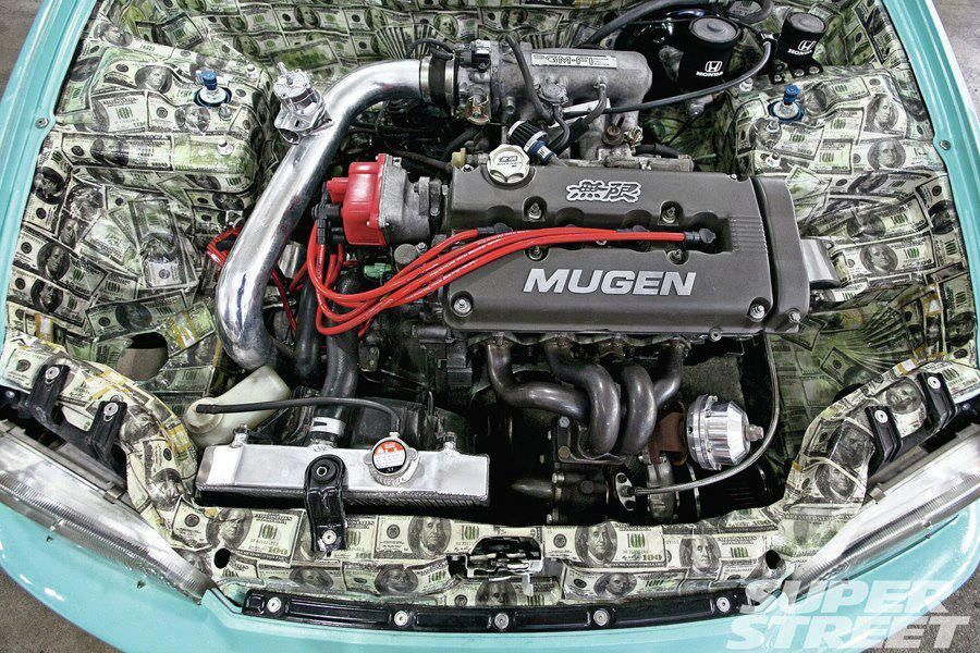 16+ Honda del sol engine ideas