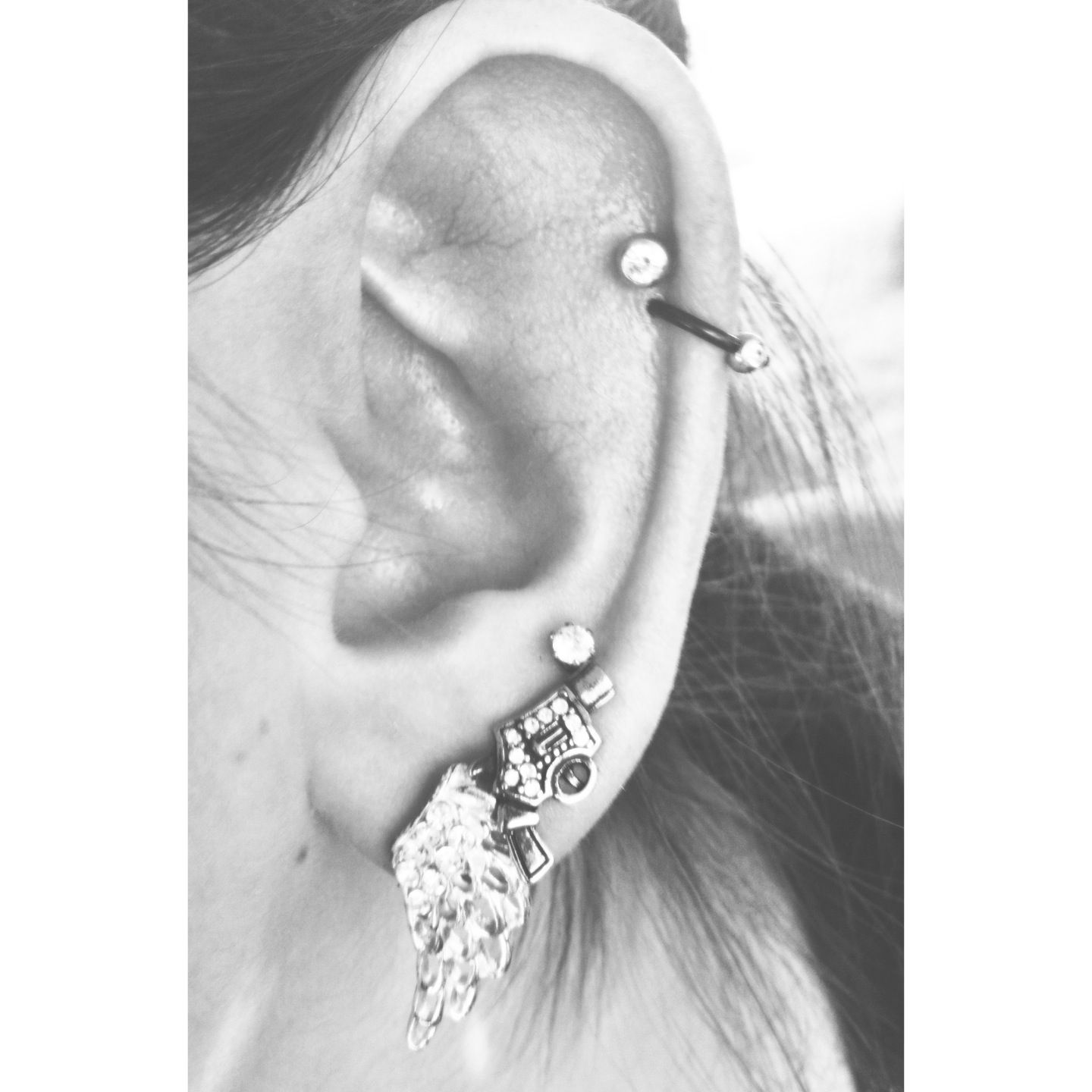 Today's Earcessories ears helix cartilage piercing ...