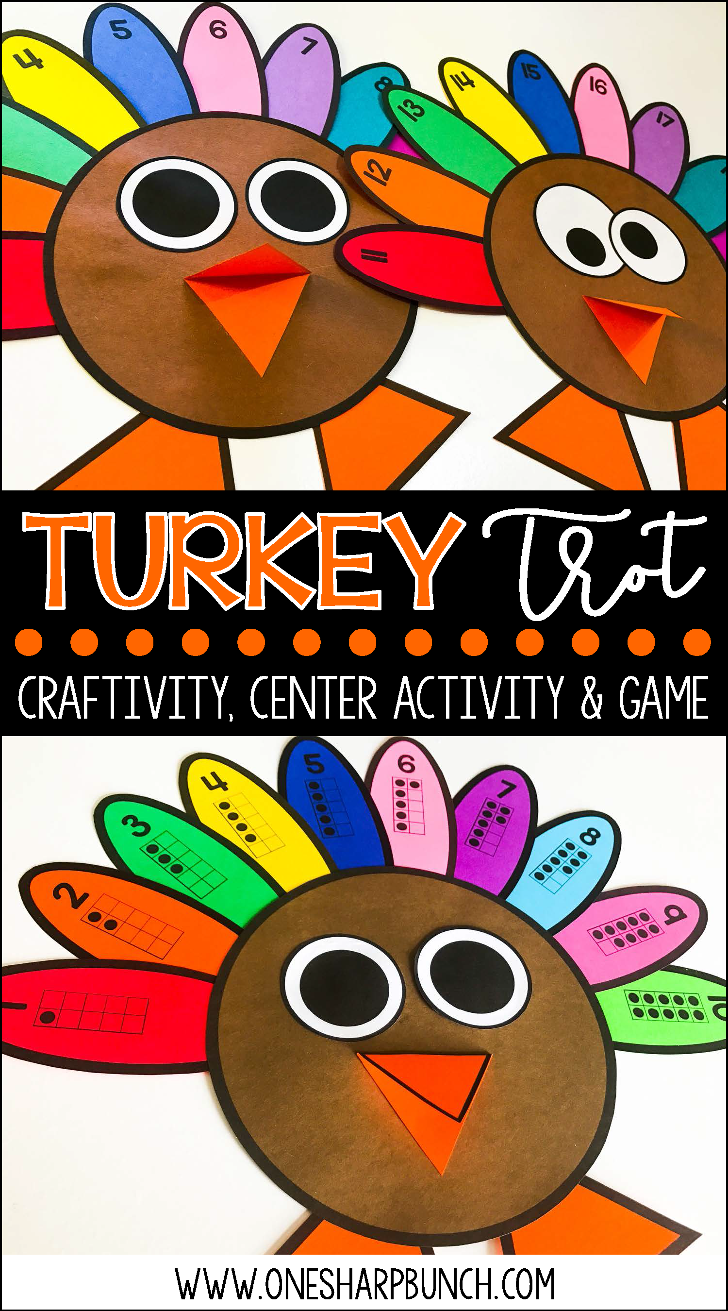 Turkey Trot Craft
