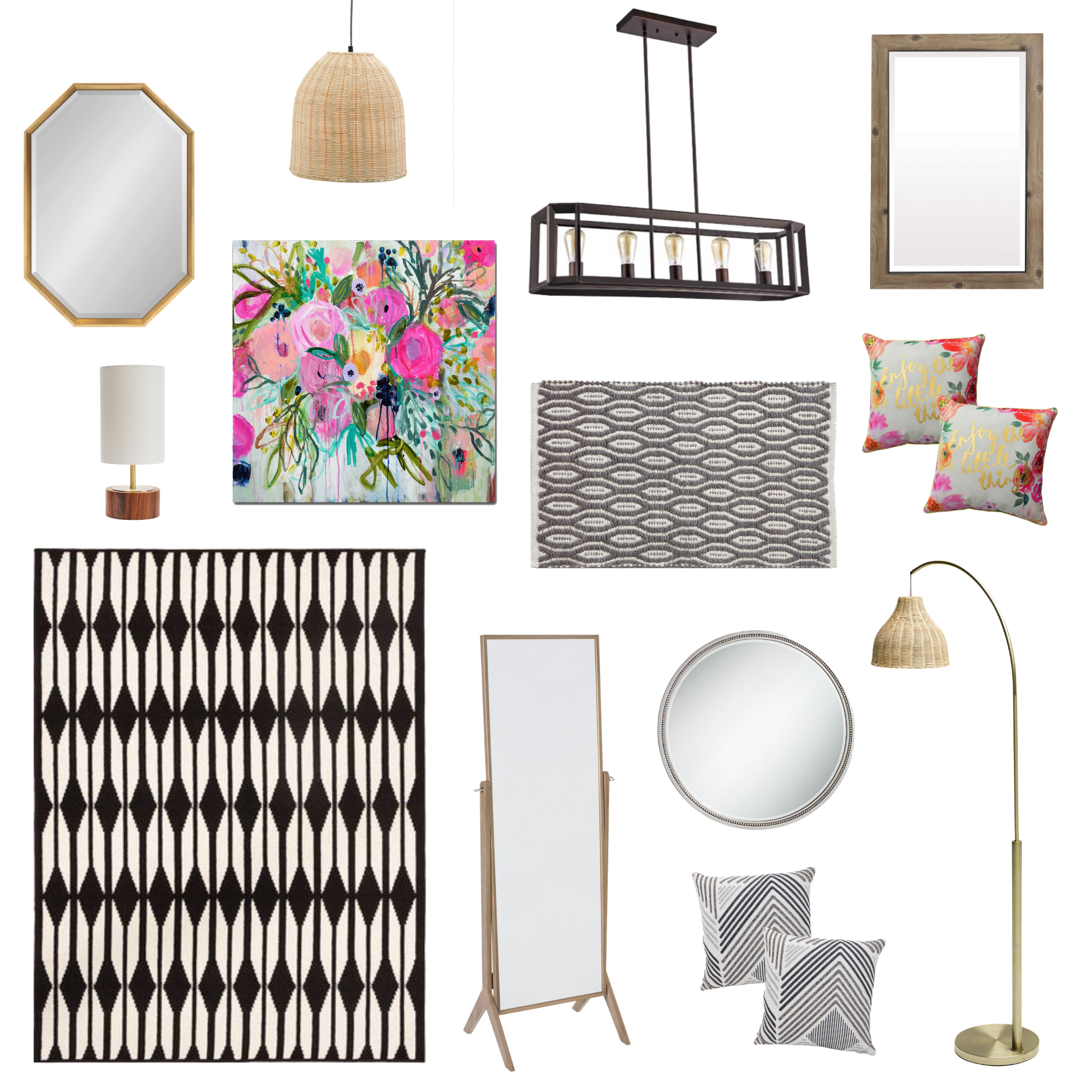 Style on a Budget!  Shabby chic decor living room, Walmart decor
