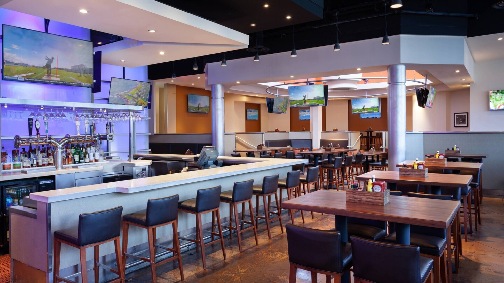 High Velocity Bar Orlando Florida Resort Hotel Orlando