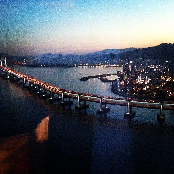 파크 하얏트 부산 (Park Hyatt Busan) em 부산광역시, 부산광역시