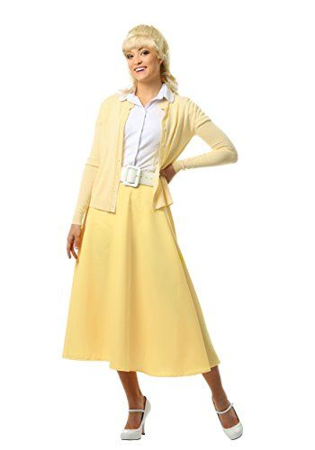 Fun Costumes womens Grease Good Sandy Costume Small Best Amazon - greaser halloween costume ideas