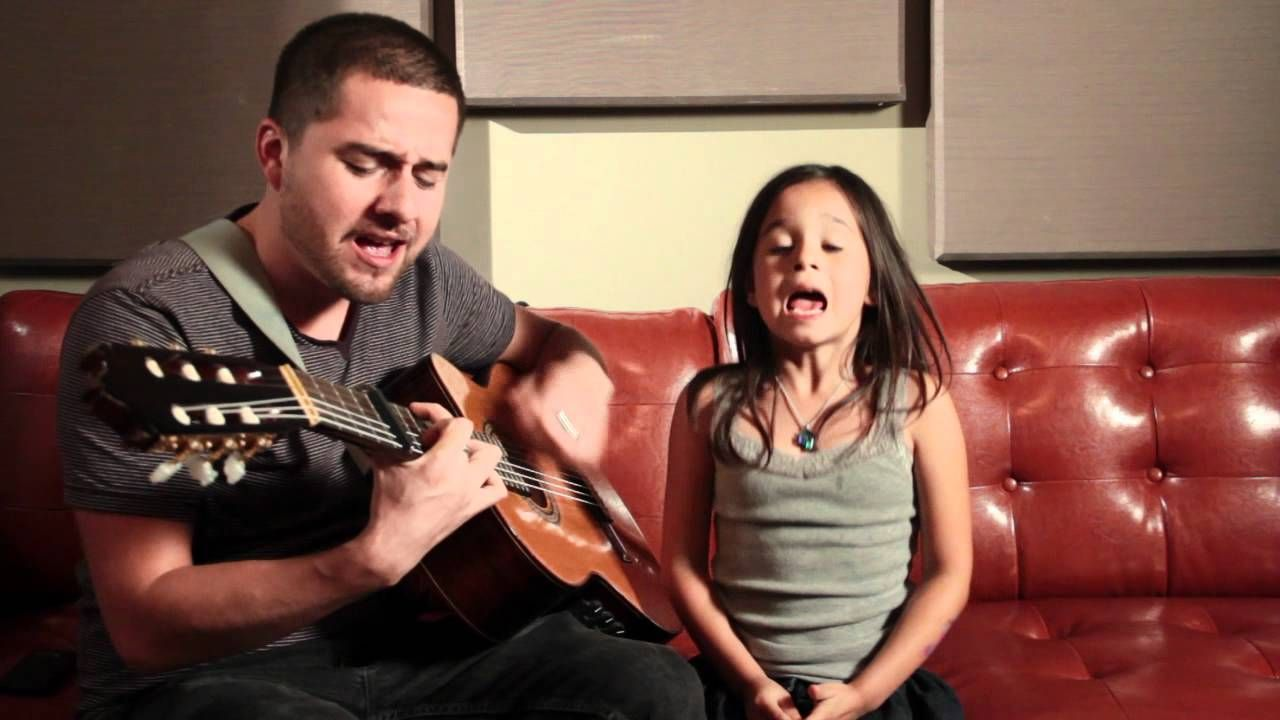 Rolling In The Deep Adele Acoustic Cover Jorge And Alexa
