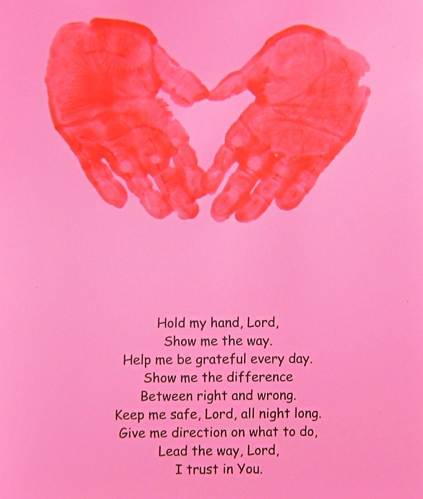 valentine poems for preschoolers | Mrs. Karen\'s Preschool Ideas ...